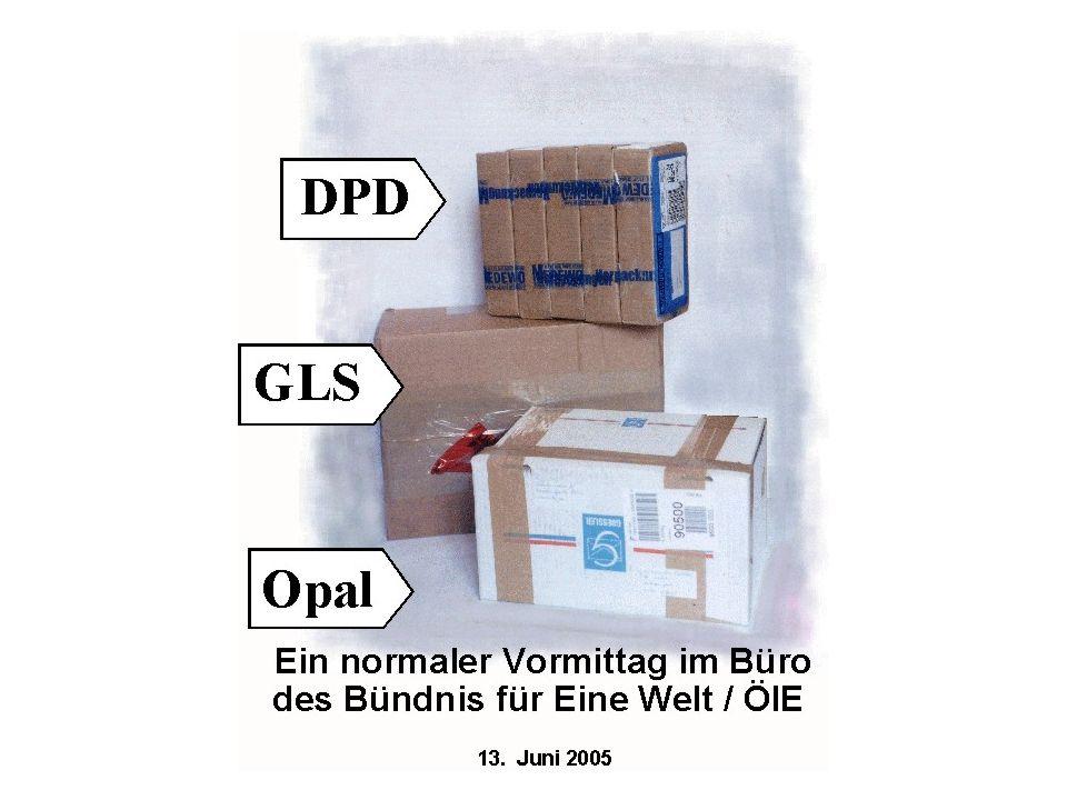 Paketd ienst