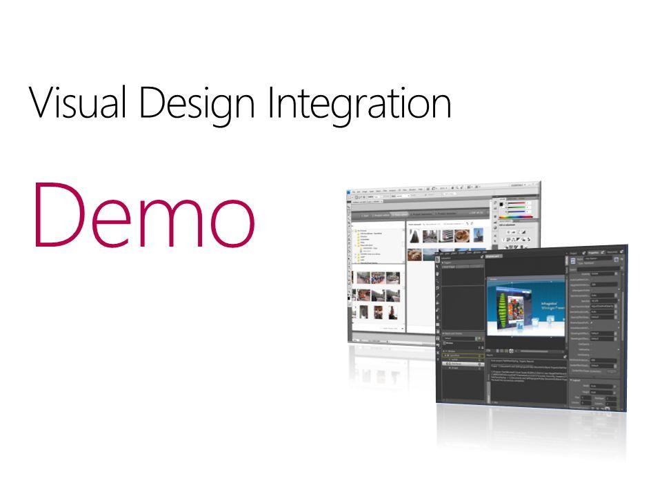 Visual Design Integration Demo