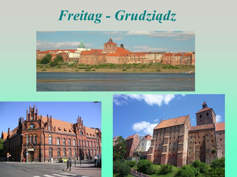 Freitag - Grudziądz