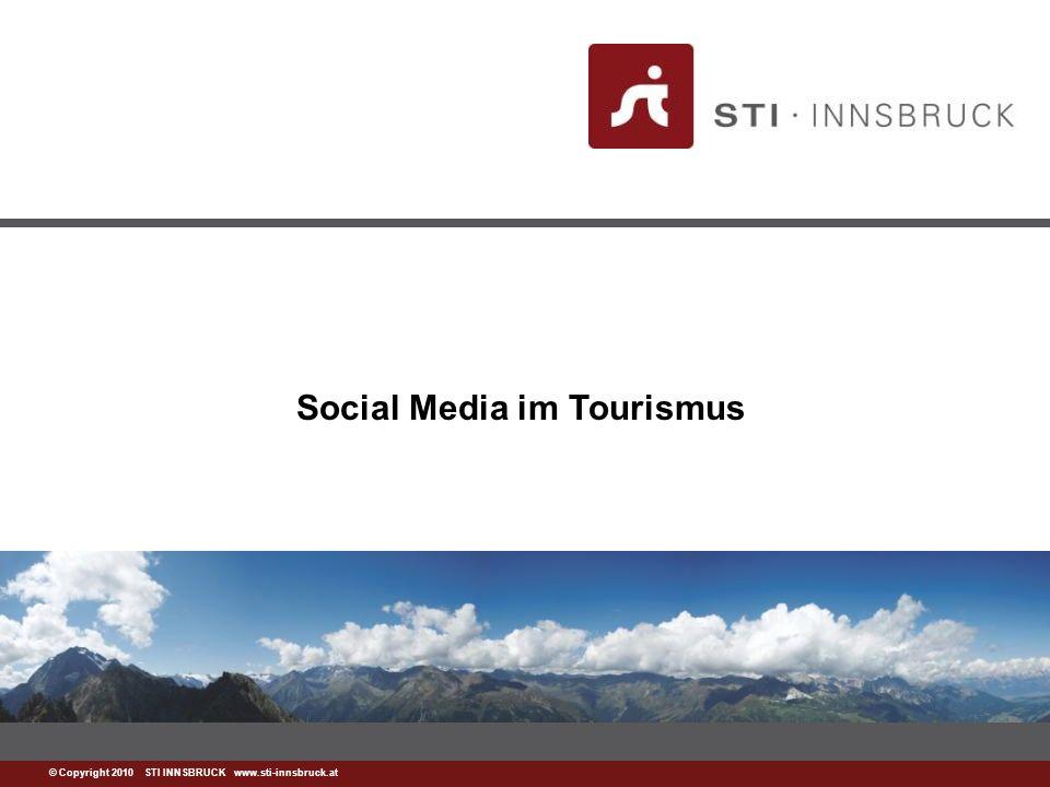 www.sti-innsbruck.at Inhalt Semantic Technology Institute Innsbruck Social Media im Tourismus Herausforderungen Chancen Risiken Online Channel Management - STI Spin-offs 2