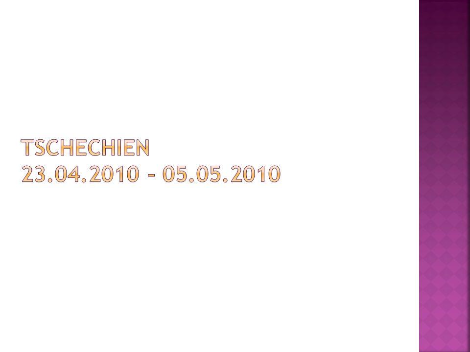 23.04. Auf der Fahrt nach Tschechien – Hotel im Poland (Palac Bielawa)