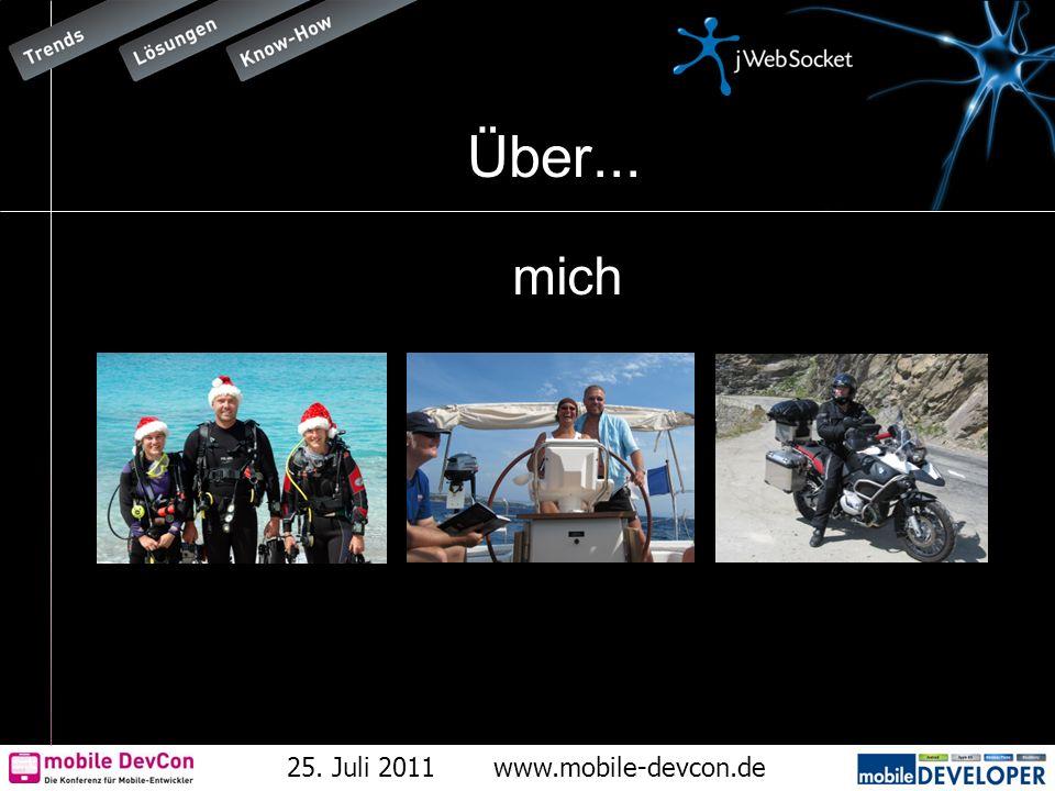 25. Juli 2011www.mobile-devcon.de Über... mich