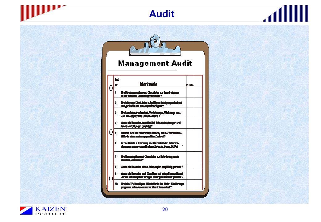 Audit 20