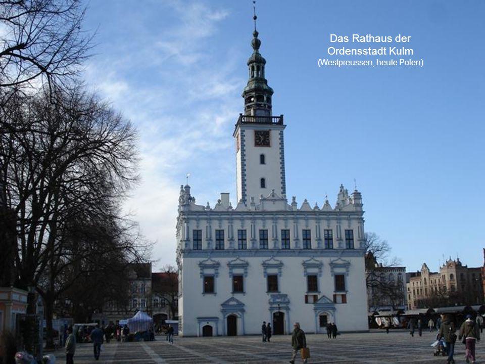 Schlossruine Schönberg (Ostpreussen, heute Polen)