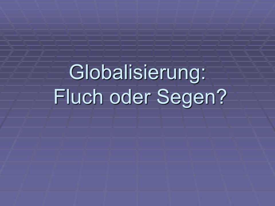 Deutschland wird immer stärker in die Weltwirtschaft integriert