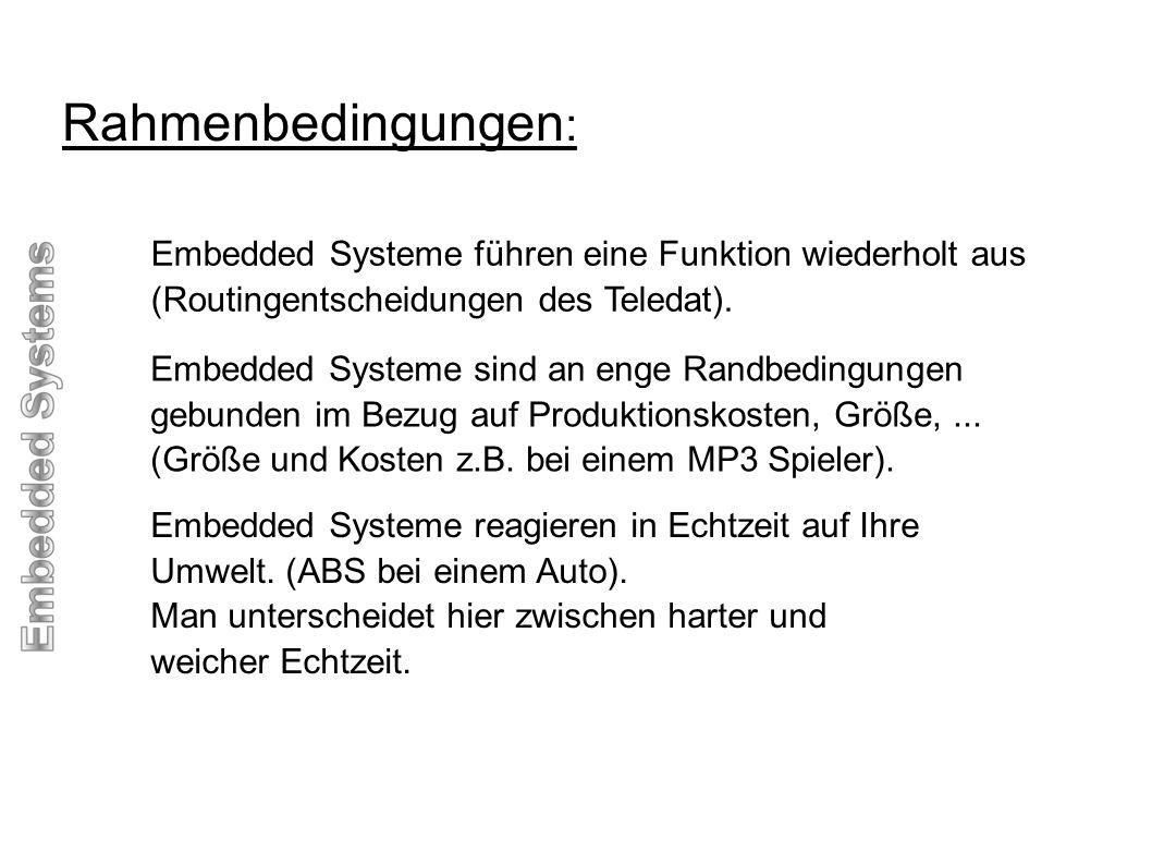 Grundsätzlicher Aufbau Anwendung von FPGAs: Bild: www.wikipedia.de Im Parallelrechner COPACABANA der Universitäten Bochum und Kiel werden 120 FPGAs eingesetzt um die DES Verschlüsselung zu brechen.