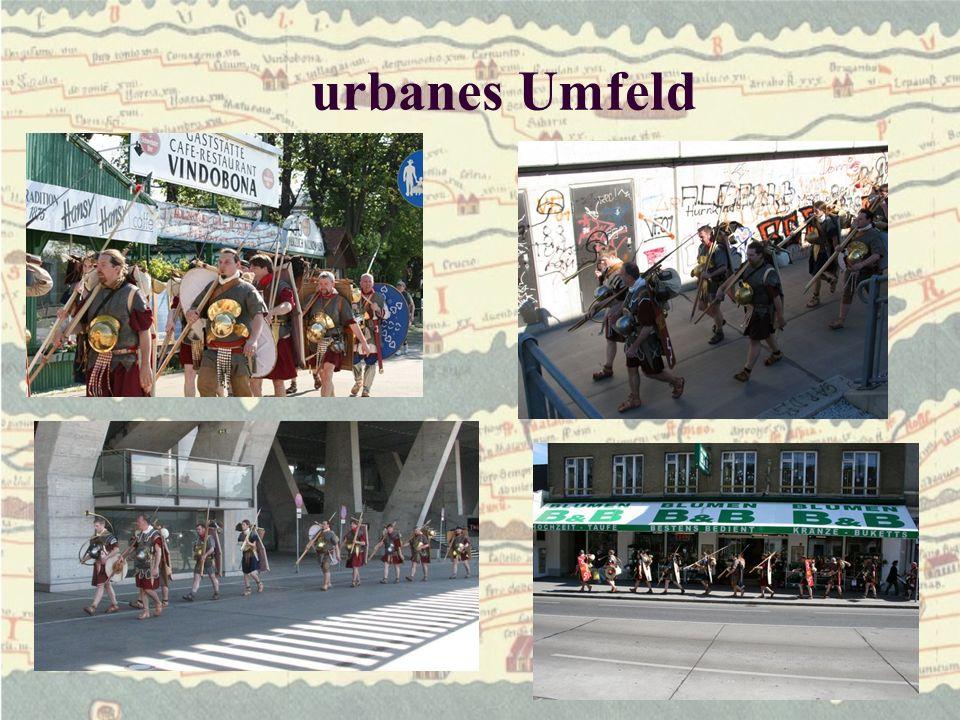 urbanes Umfeld