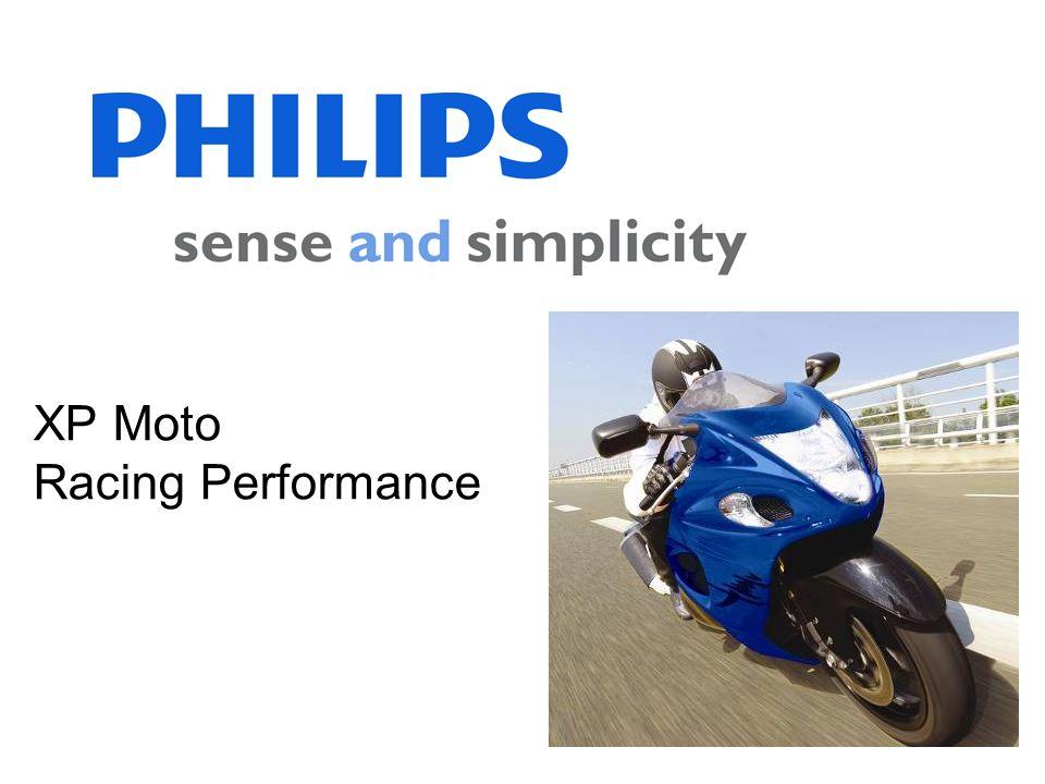 Vertraulich Automotive Lighting, 10.Juni 2006 XP Moto Philips, die weltweite Nr.