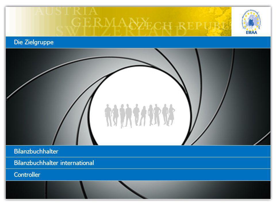 Die Zielgruppe Bilanzbuchhalter Bilanzbuchhalter international Controller