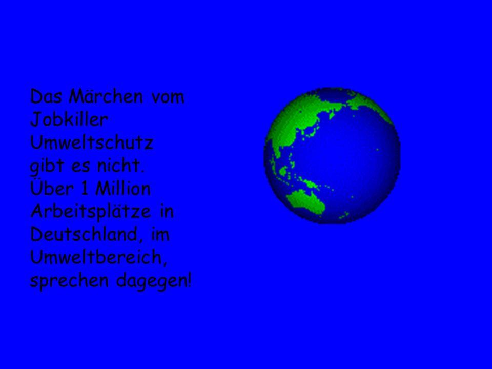 Darüber, wer die Welt erschaffen hat, lässt sich streiten. Sicher ist nur, wer sie vernichten wird.