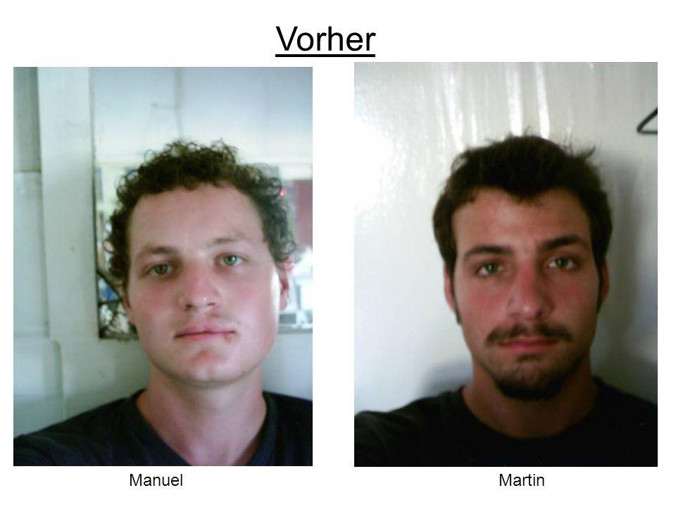 Vorher Manuel Martin
