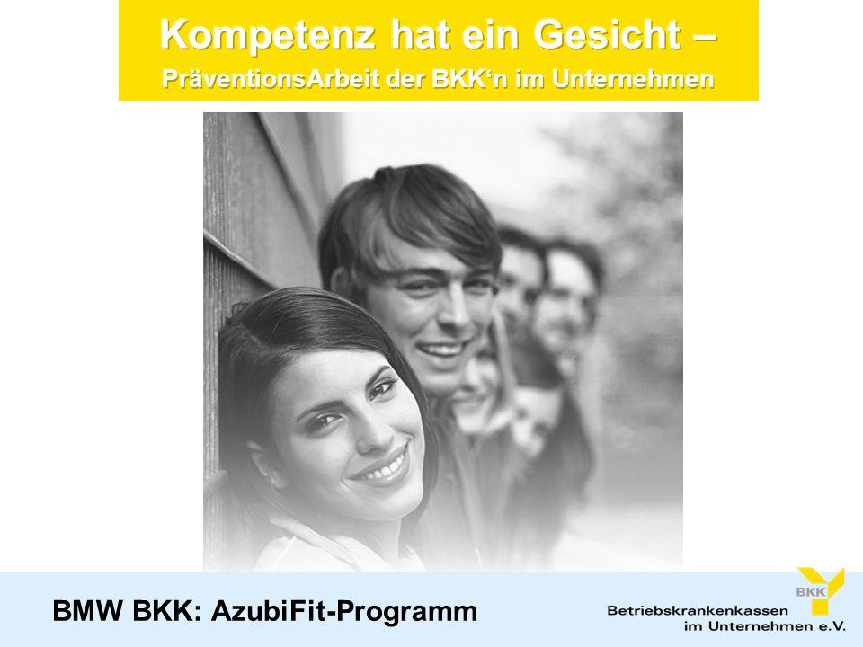 AzubiFit.Aktueller Stand BMW Group.