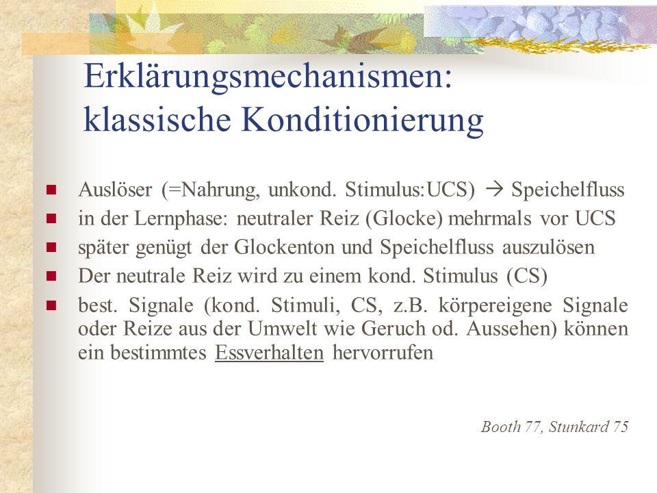 Dietrich et al. 2005 PRESTO-Projekt (In Vorbereitung) BMI-Zuteilung und TV-Konsum