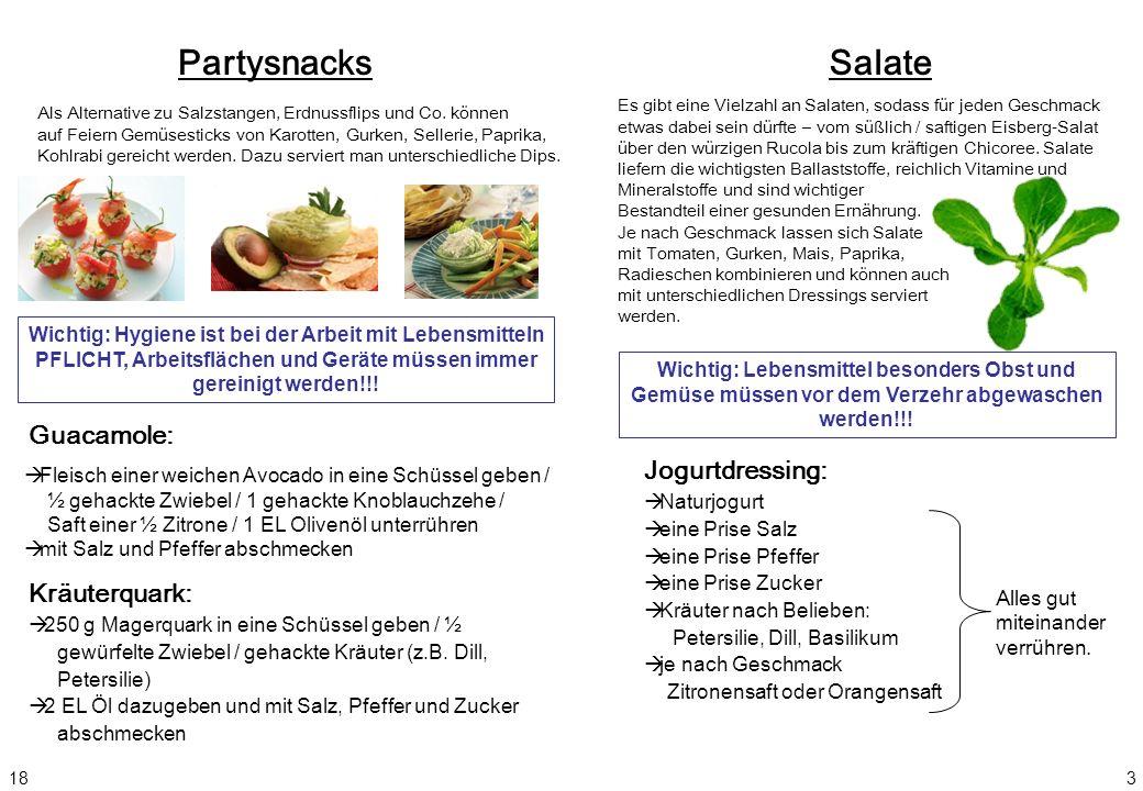 Salate Jogurtdressing: Es gibt eine Vielzahl an Salaten, sodass für jeden Geschmack etwas dabei sein dürfte – vom süßlich / saftigen Eisberg-Salat übe