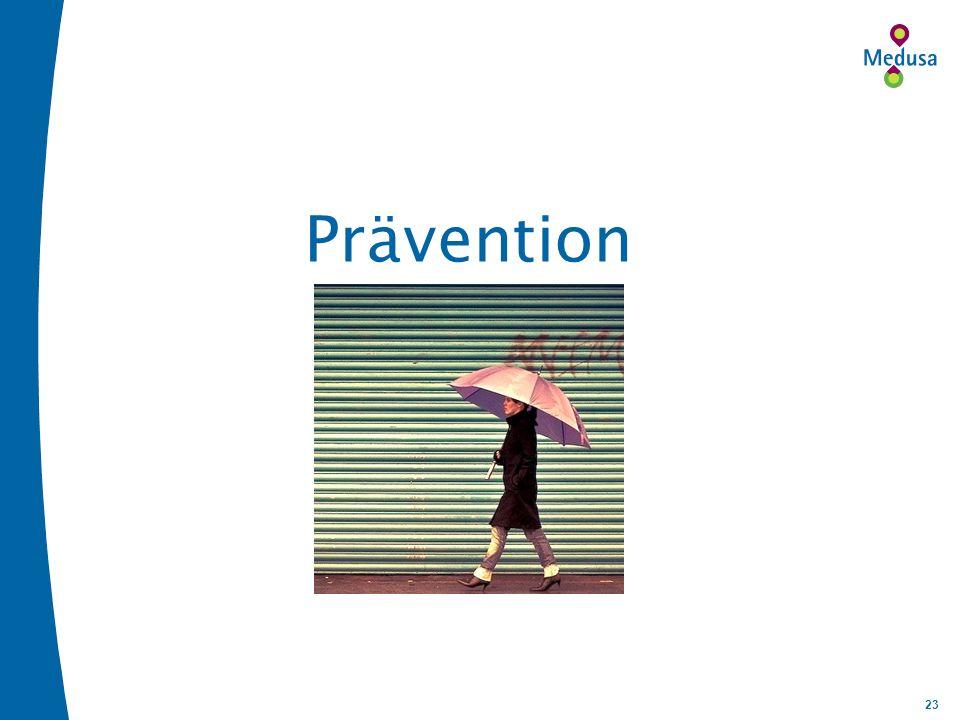 23 Prävention
