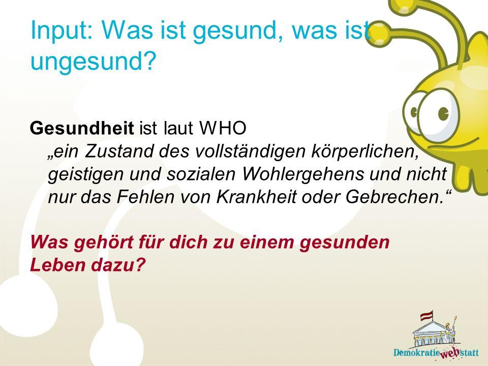 Was macht die WHO.WHO = World Health Organization (dt.