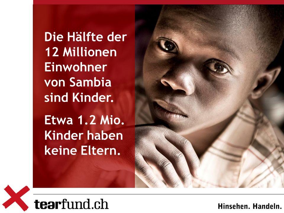 TearFund hilft Kindern in Not, in Zusammenarbeit mit einer lokalen christlichen Partnerorganisation.