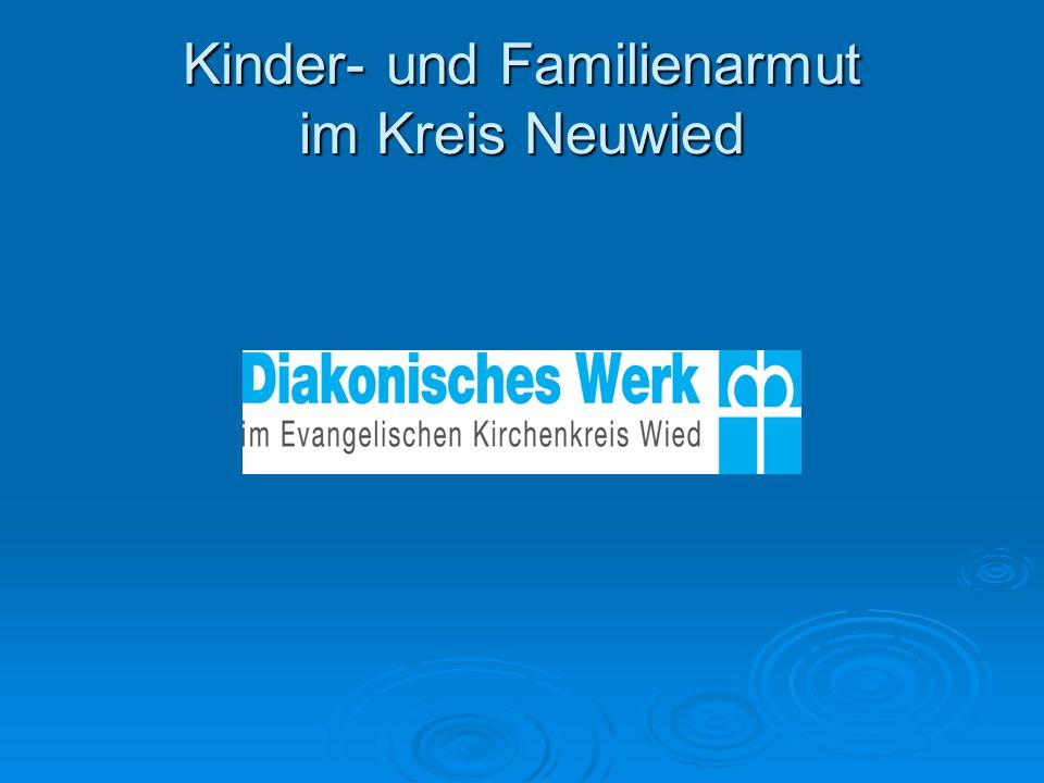 Kinder- und Familienarmut im Kreis Neuwied