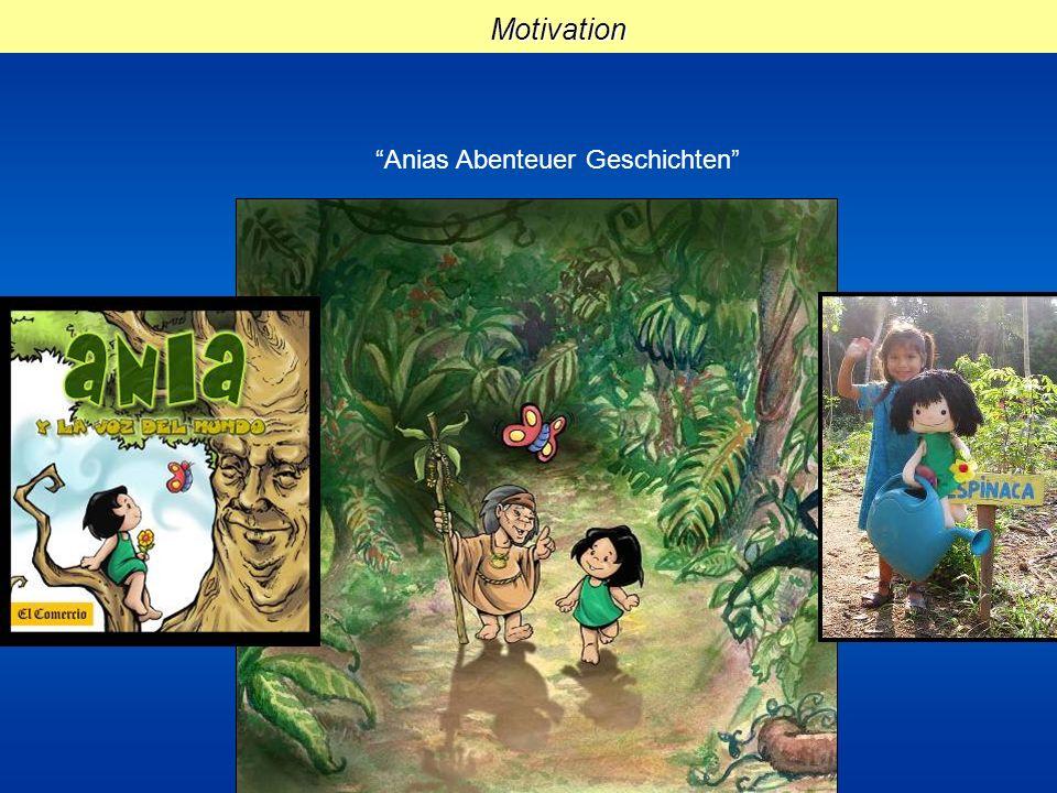 Motivation Motivation Anias Abenteuer Geschichten
