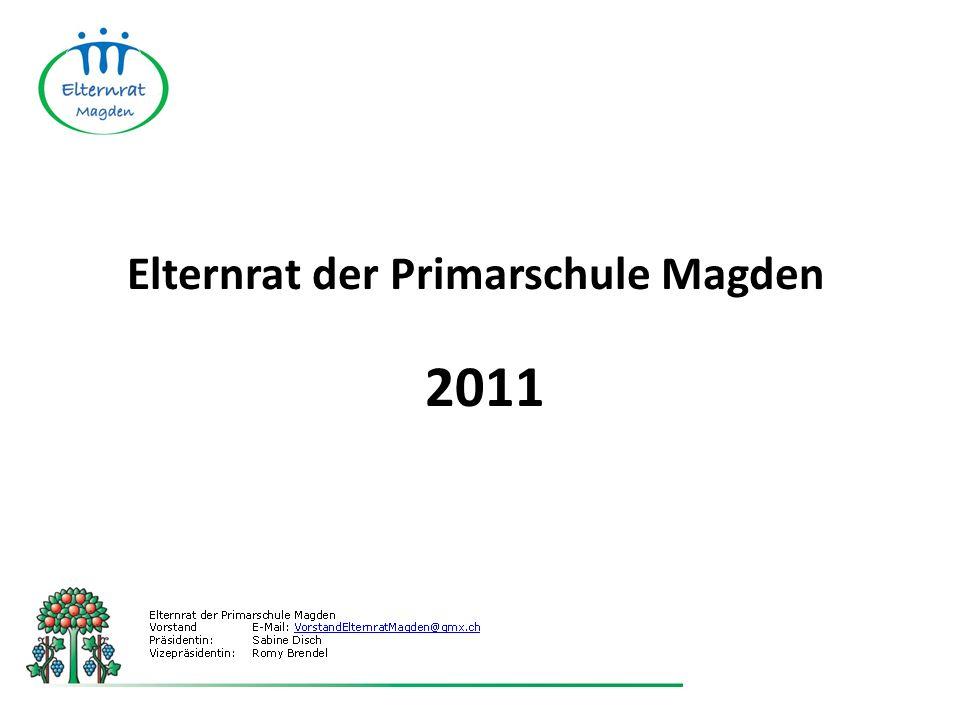 Elternrat der Primarschule Magden 2011