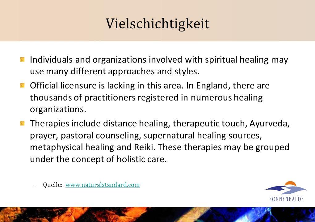 Spirituelle Öffnung notwendig What Is Spiritual Healing.