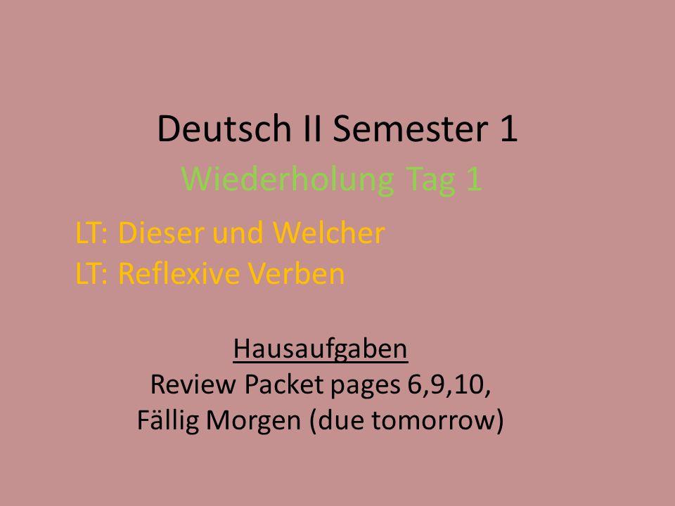Hausaufgaben von gestern – Handout seite 2 PETERMehmet, was soll dass auf ____________Brötchen sein.
