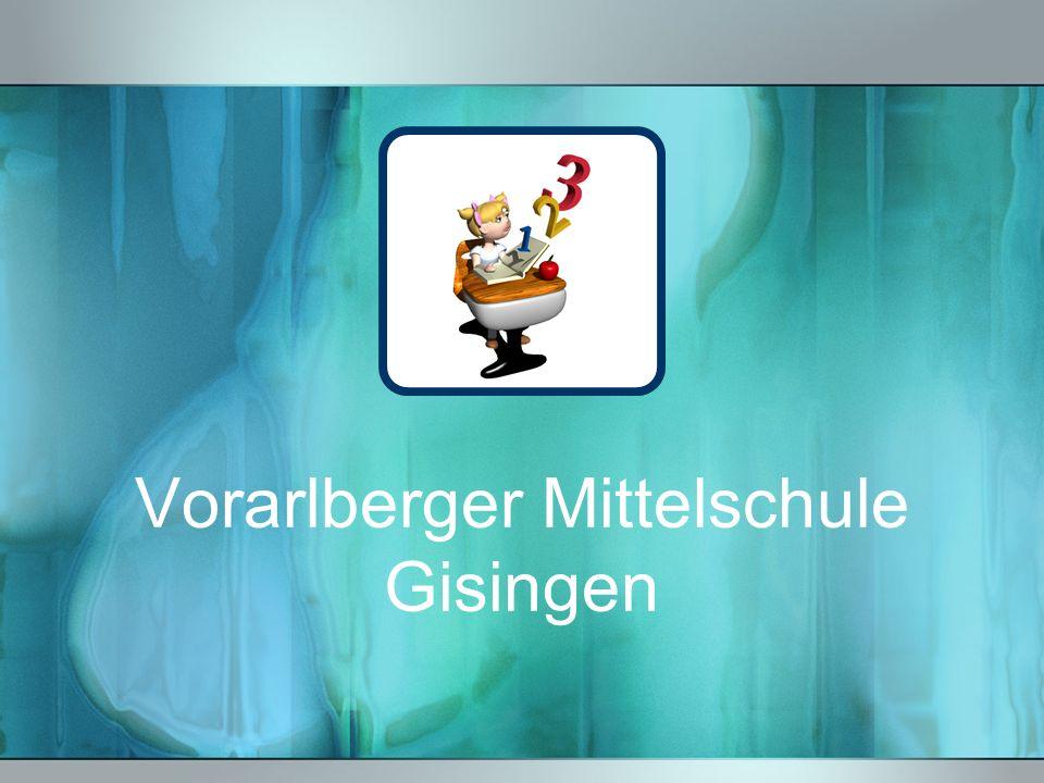 Vorarlberger Mittelschule Gisingen