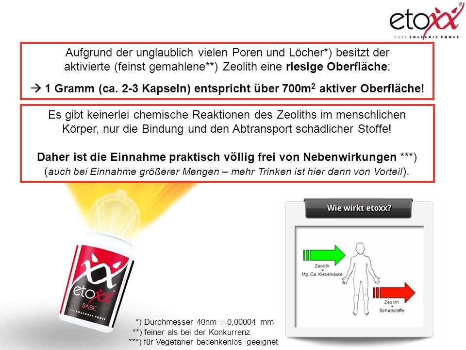 Die besondere Reinheit verbunden mit seiner Wirksamkeit MEDIZINPRODUKT haben für etoxx-Zeolith zu einer Zulassung als MEDIZINPRODUKT mit einer eigenen CE-Nummer sowie nachvollziehbaren Chargennummern geführt ( hier liegt auch der Unterschied zu anderen Zeolith-Anbietern, bei denen oft nicht klar ist, woher die Substanz kommt ).
