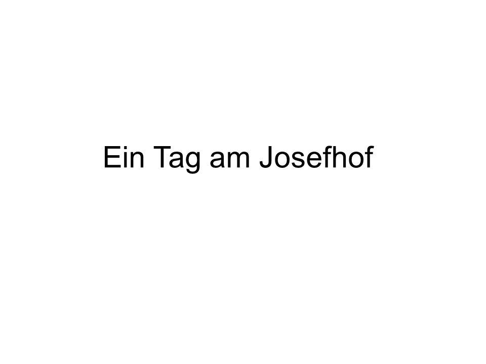 Ein Tag am Josefhof