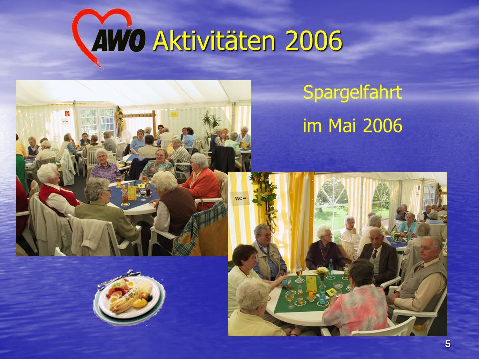 4 AWO Senioren Internet-C@fe Otto-Künne-Promenade 1 Immer montags von 13°° – 17°° Uhr mit fachlicher Beratung .