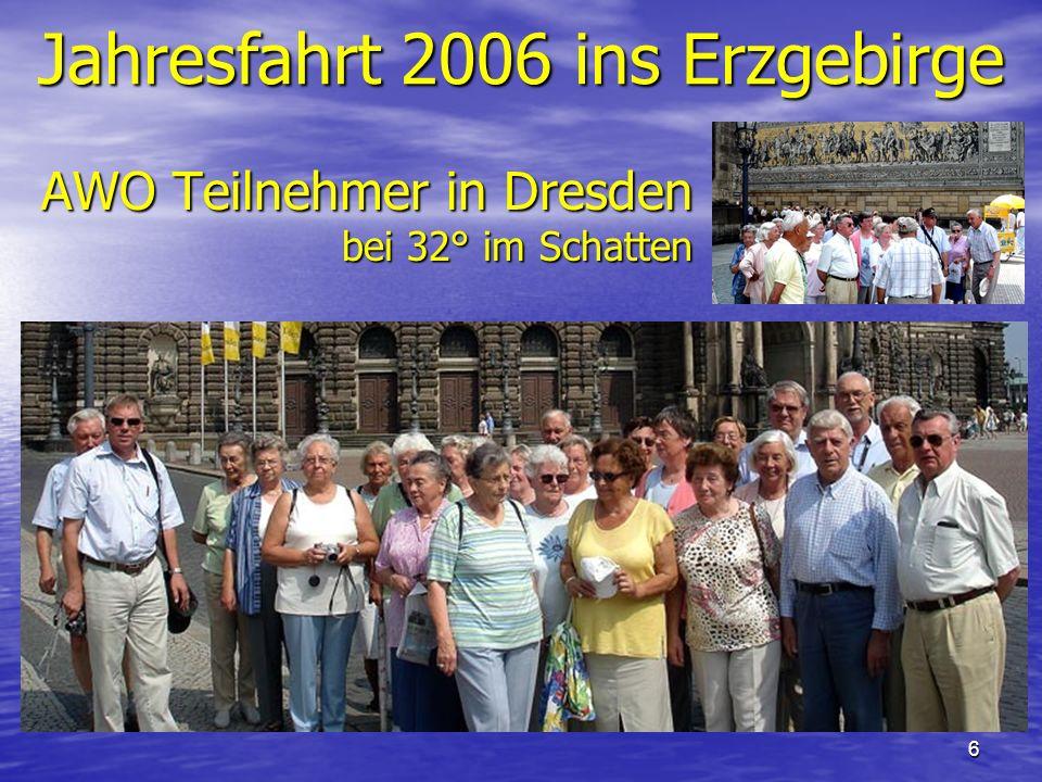 5 Aktivitäten 2006 Aktivitäten 2006 Spargelfahrt im Mai 2006