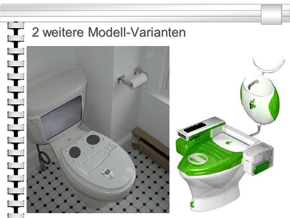 2 weitere Modell-Varianten