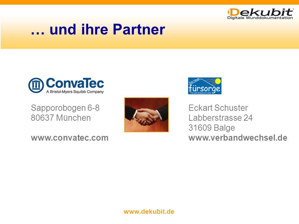 www.dekubit.de ASL Angewandte Software-Lösungen GmbH Donnersbergstrasse 1 64646 Heppenheim (06252) 79 09 80 (06252) 79 09 85 Internet: www.asl-systemh