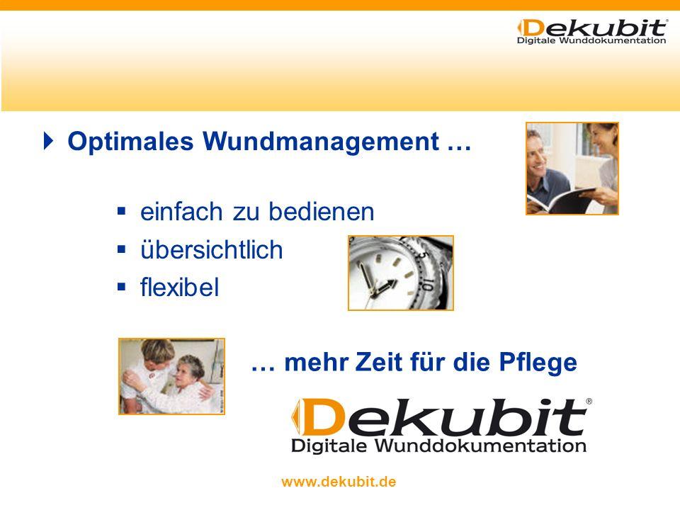 www.dekubit.de Eckart Schuster Labberstrasse 24 31609 Balge www.verbandwechsel.de … und ihre Partner Sapporobogen 6-8 80637 München www.convatec.com
