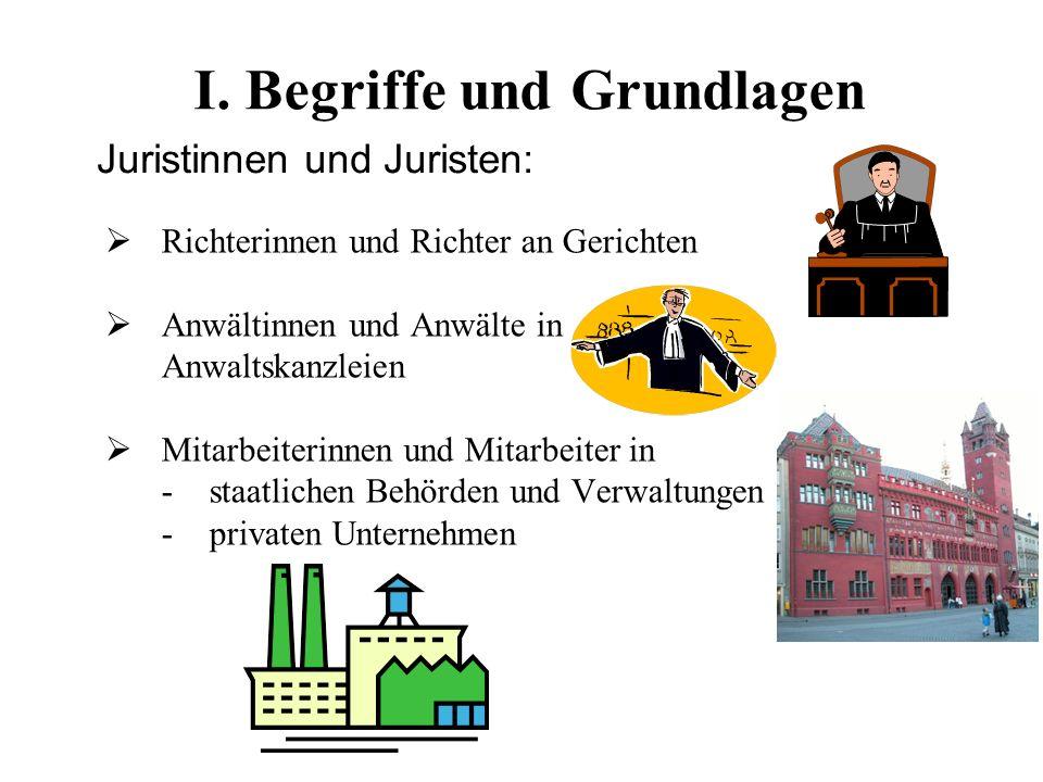 II. Verwirklichung der Kinderrechte durch Behörden und Gerichte