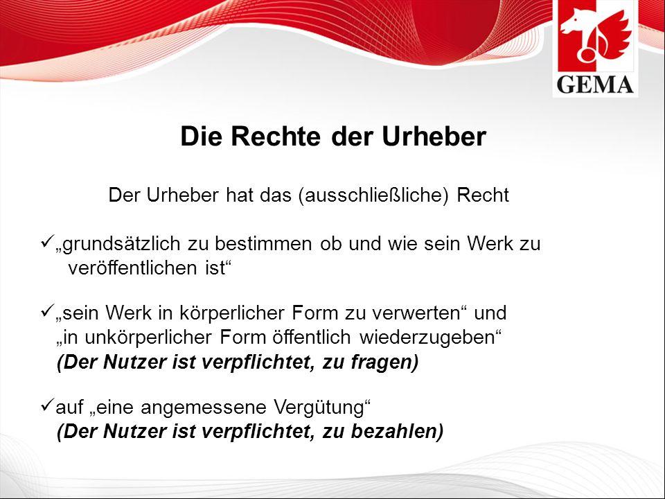 Workshop - GEMAwissen Marc-André Höper Direktionsassistent GEMA Bezirksdirektion Dortmund