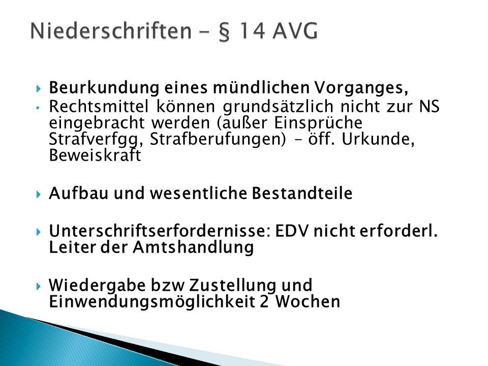 Einfachere Beurkundungsform Unterschrift und Datum – EDV (Identitäts- und Authentizitätsnachweis)