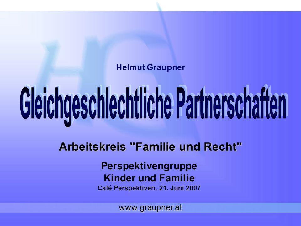 Arbeitskreis Familie und Recht Perspektivengruppe Kinder und Familie Café Perspektiven, 21.
