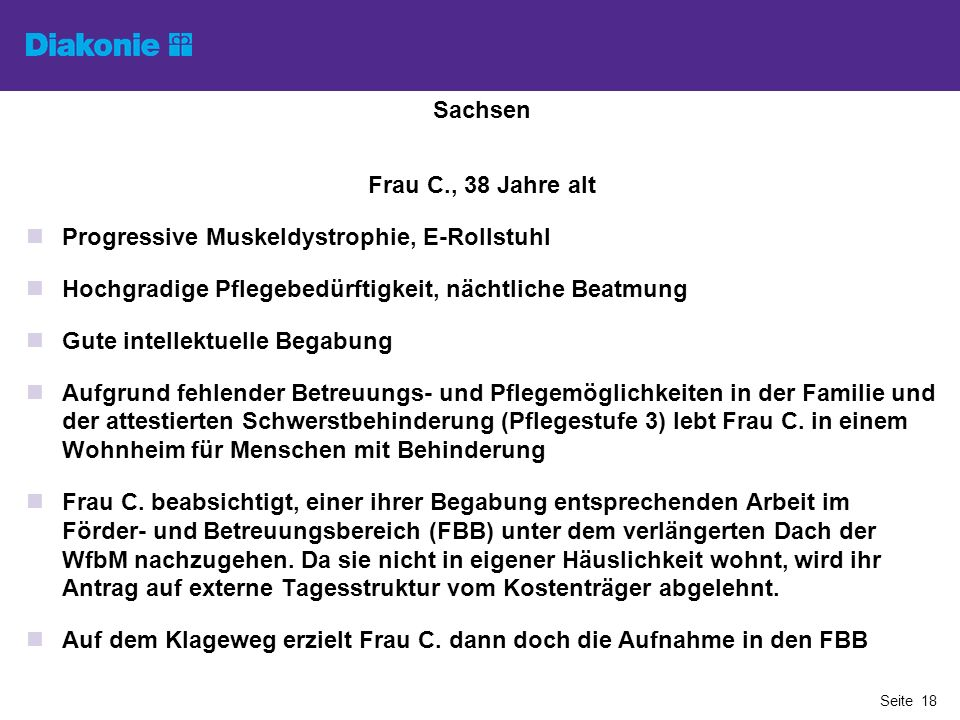 Baden Württemberg Herr D., 47 Jahre alt Herr D.