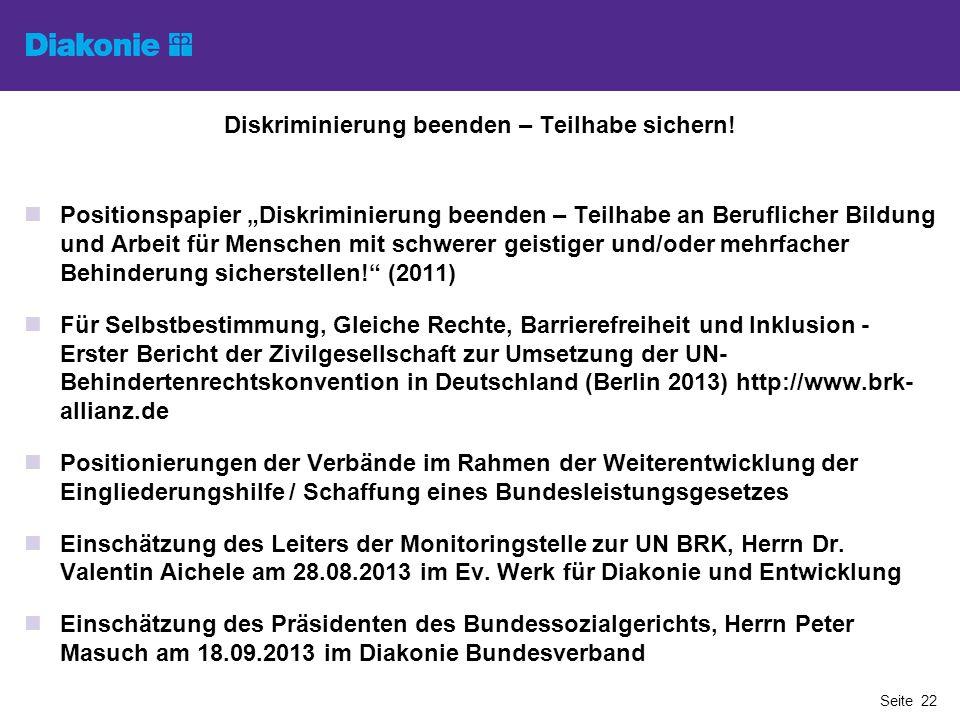 To do… Verbände auf Bundesebene: Weiterführung der politischen Arbeit (Gesetzesänderung und Rahmenkonzept) Landesebene / Praxis: Information von Betroffenen und ggf.
