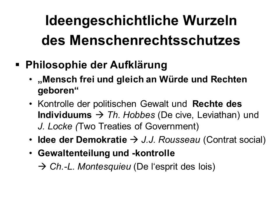 Zweifache Trias Sensible Symbiose von Demokratie, Rechtsstaat (inkl.