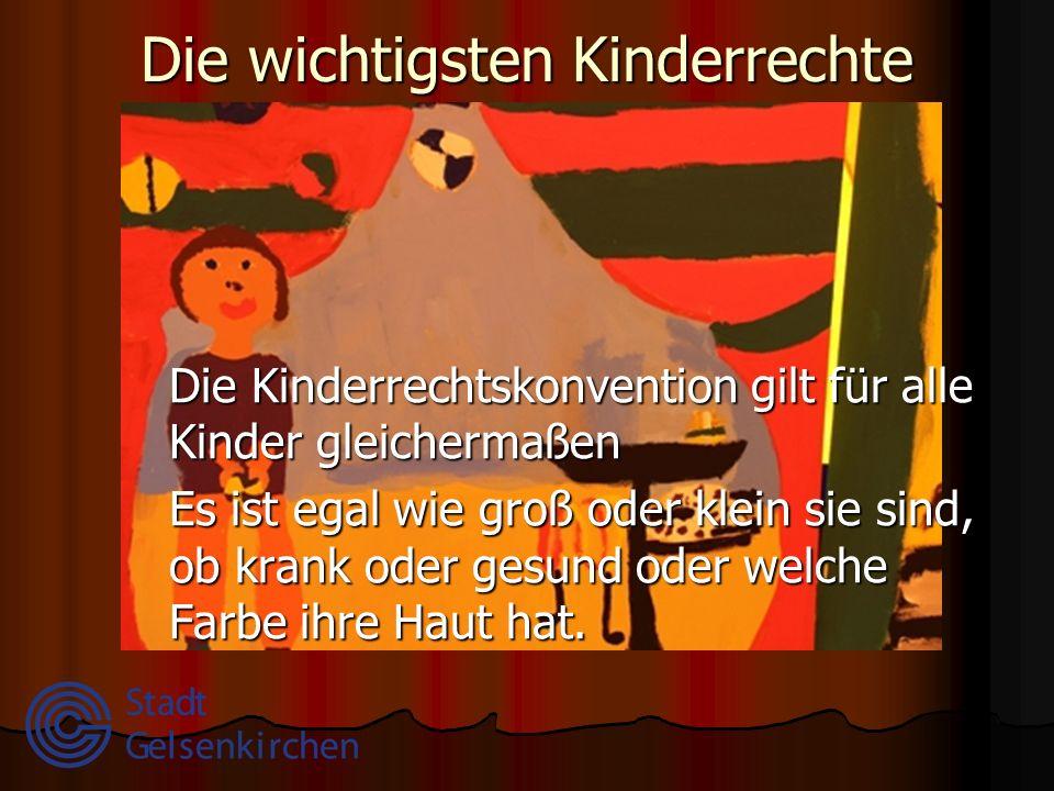 Auf der Internetseite des Gelsenkirchener Jugendamtes findest du die Kinderbeauftragten.