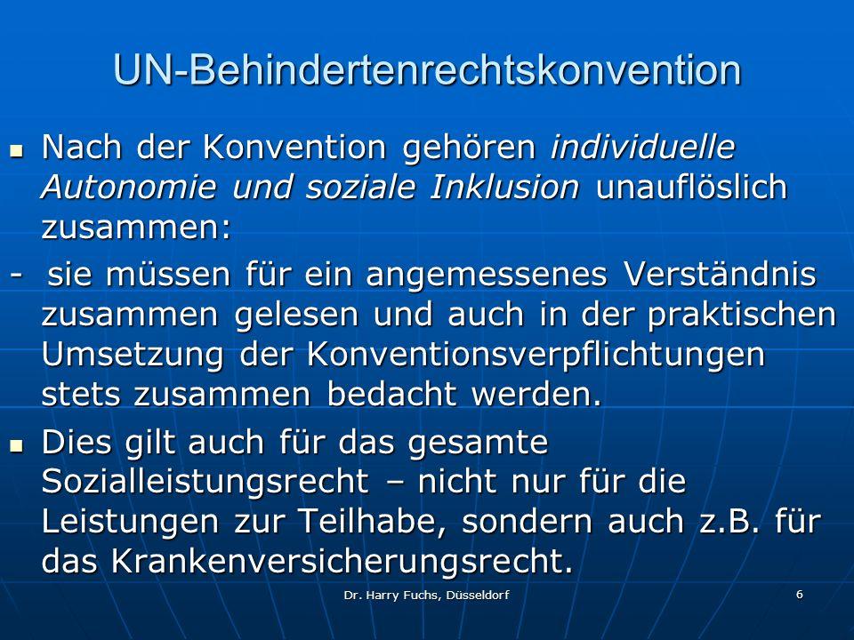 Dr.Harry Fuchs, Düsseldorf 57 BRK Art.