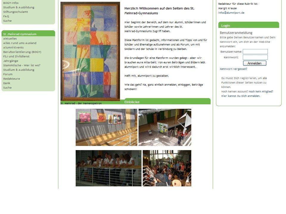 WWW.Alumniport.de Was ist alumniport.