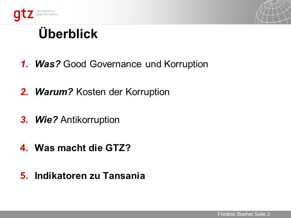 05.04.2014 Seite 3 Good Governance und Korruption Konzepte und Grauzonen