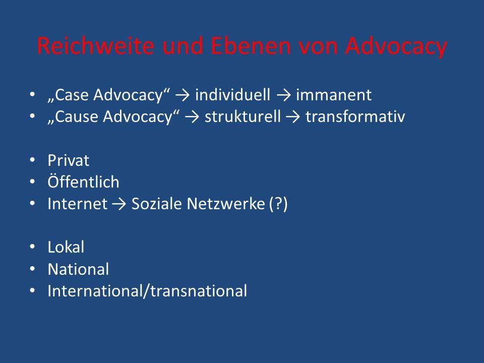 Bereiche und institutionelle Kontexte Wer setzt sich auf welche Weise in folgenden Bereichen und Institutionen für die Rechte und Interessen von Kindern ein.