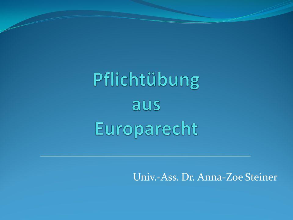 Univ.-Ass. Dr. Anna-Zoe Steiner