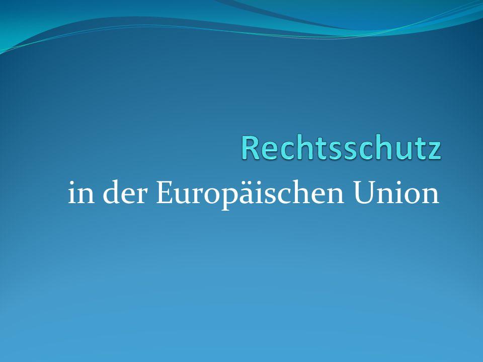 in der Europäischen Union