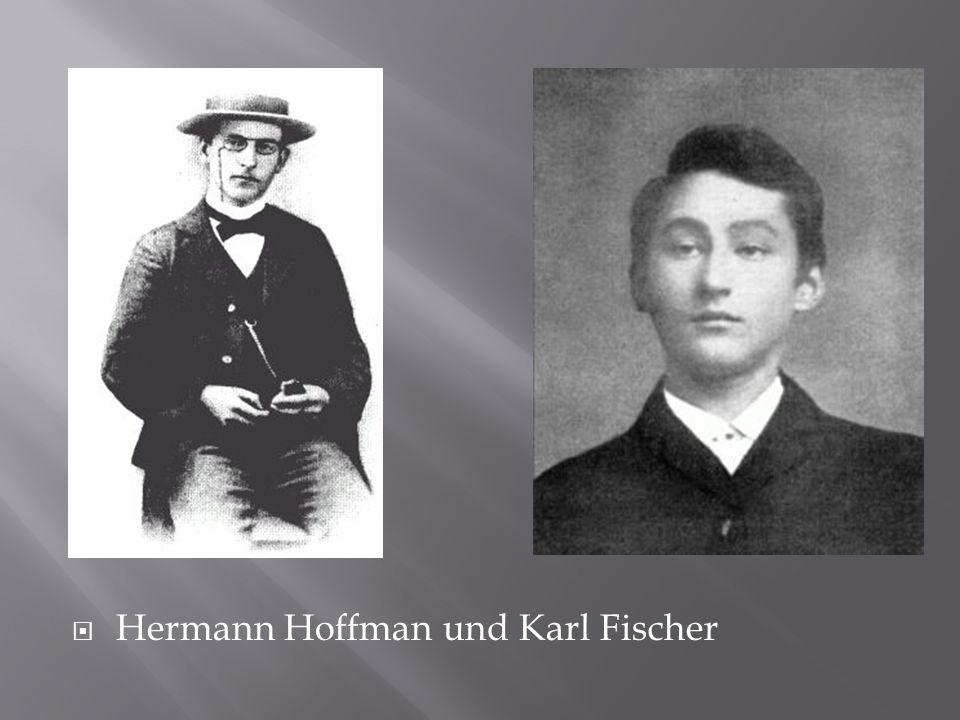 Hermann Hoffman und Karl Fischer