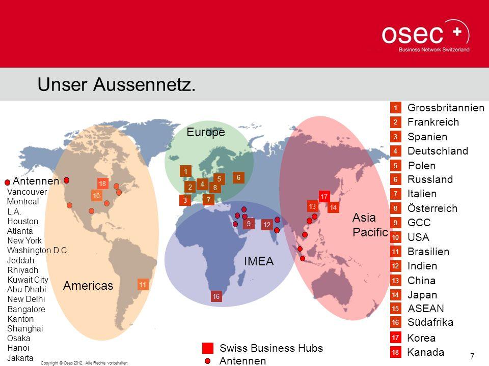 Grossbritannien Frankreich Spanien Deutschland Russland Italien Österreich GCC USA Brasilien Indien Japan 1 2 3 4 6 7 8 9 10 11 12 14 China 13 10 11 1